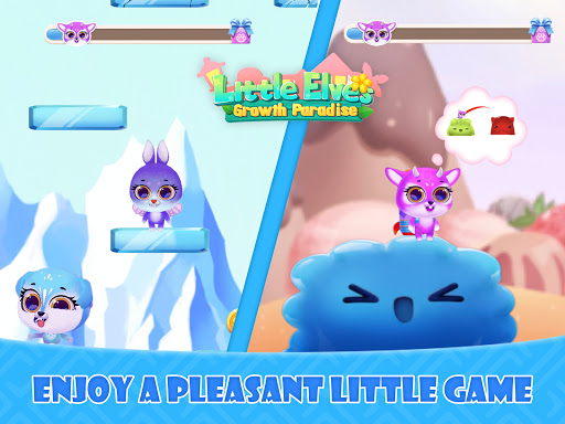 Little Elves - Growth Paradise Apkfinish screenshots 12
