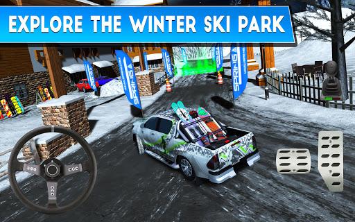 Winter Ski Park: Snow Driver 1.0.3 screenshots 8