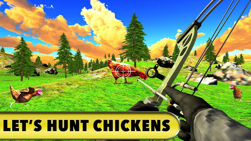 Chicken Hunting 2020 - Real Chicken Shooting games 1.1 screenshots 2