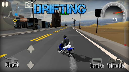 Wheelie King 4 - Online Wheelie Challenge 3D Game 1 screenshots 9
