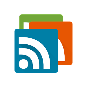 gReader Feedly News RSS 5.0.4 by noinnion logo