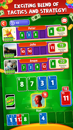 Skip-Solitaire 1.9 screenshots 3