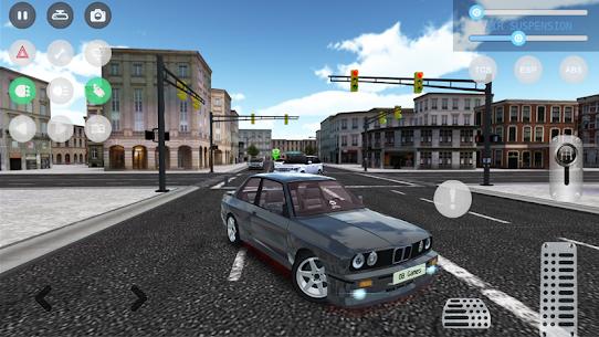 Ücretsiz E30 Drift ve Modifiye Simulator 2