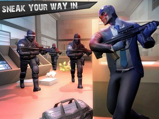 City Gangster Bank Robbery 2020 screenshot 15
