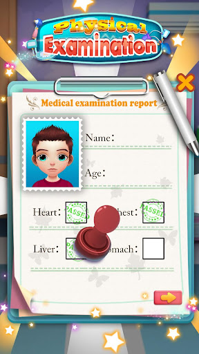 ud83dudc68u200du2695ufe0fud83dudc69u200du2695ufe0fSuper Doctor -Body Examination 2.6.5052 screenshots 8