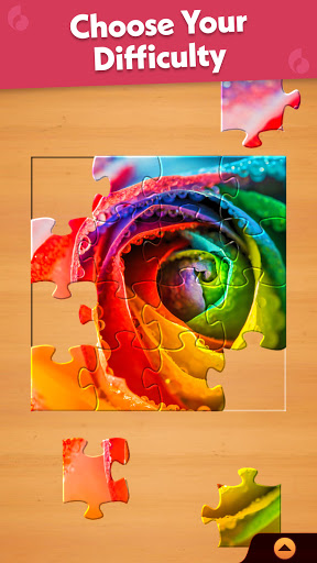 Jigsaw Puzzle: Create Pictures with Wood Pieces  screenshots 4