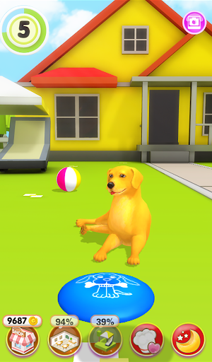 My Talking Puppy android2mod screenshots 20