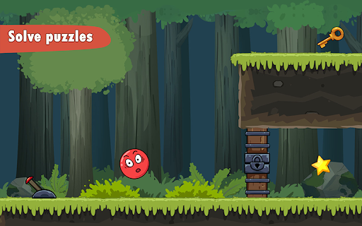 Bounce Ball 7 : Red Bounce Ball Adventure 1.3 screenshots 9