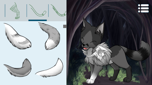 Avatar Maker: Cats 2 apktram screenshots 11