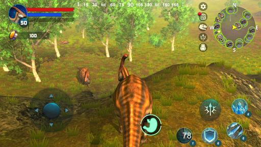 Parasaurolophus Simulator Apkfinish screenshots 7