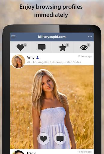 MilitaryCupid - Military Dating App 3.2.0.2662 Screenshots 6