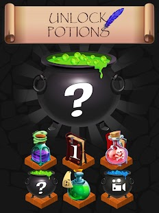 Potions Magic Idle Clicker Screenshot