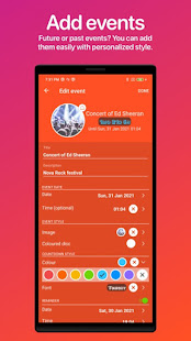 Smart Countdown - Track your important events