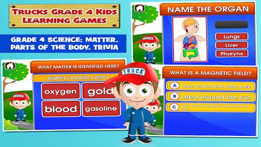 4th Grade Educational Games 3.20 screenshots 4