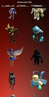 Avatar Mod Skins Bloxburg 1.2 screenshots 3