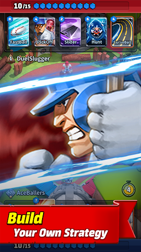 BASEBALL DUEL 2 android2mod screenshots 4