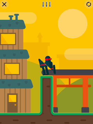 Mr Ninja - Slicey Puzzles screenshots 13