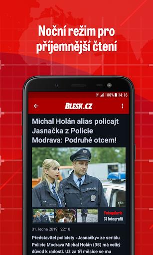 Blesk: zpru00e1vy, celebrity, sport 2.6.10 screenshots 5