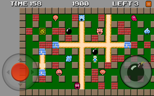 Bomber Battle - Hero Return  screenshots 2
