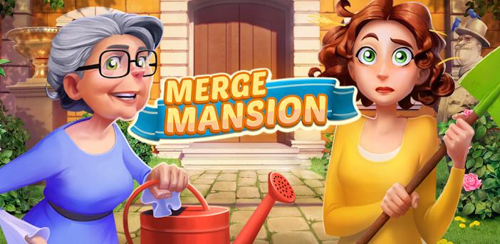 Merge Mansion - Eine Villa voller Geheimnisse!