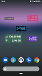 screenshot of Data counter widget pro |data usage