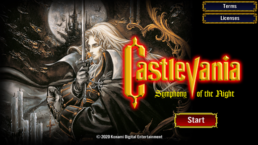 Castlevania: Symphony of the Night  screenshots 1
