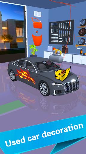 Used Cars Dealer - Repairing Simulator 3D 2.9 screenshots 14