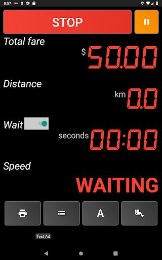 TAXImet - Taximeter  Screenshots 16
