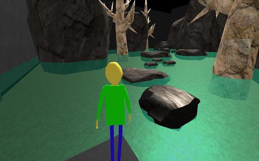 Baldi Horror Game Chapter 2 : Evil House Escape  screenshots 3