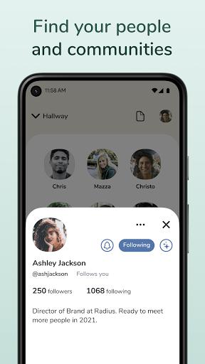 Clubhouse: The Social Audio App apkdebit screenshots 4