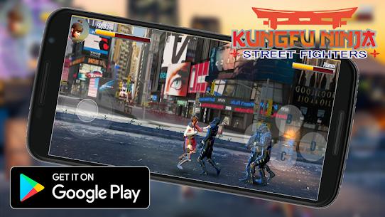 Kungfu Ninja Street Fighters Hack & Cheats Online 5