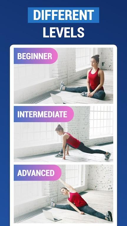 Splits in 30 Days - Splits Training, Do the Splits  poster 1