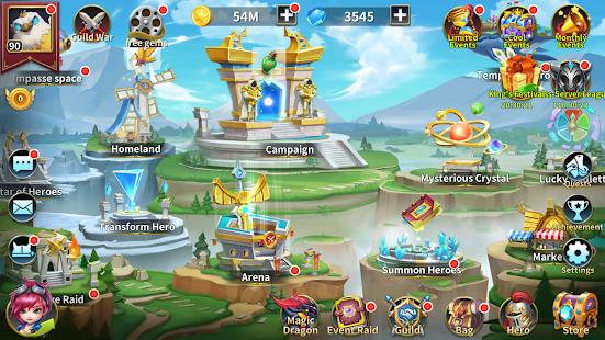 AFK Summoner : fantasy hero war