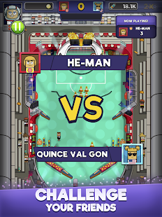 Pinball Soccer World