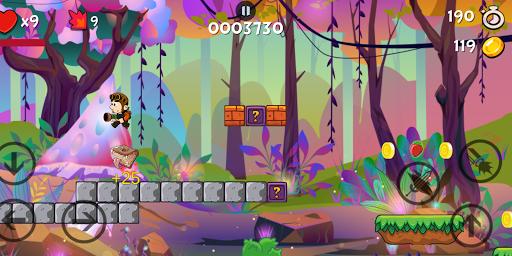 Super Adventure Run - World of Amazing Adventure  screenshots 5