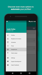 Audio Profiles - Sound Manager and Scheduler