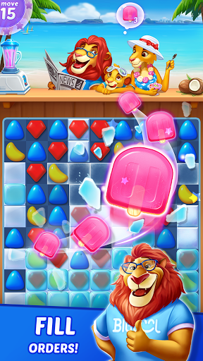 Candy Puzzlejoy - Match 3 Games Offline  screenshots 2