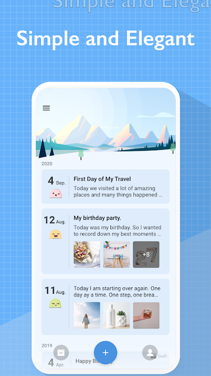 My Diary - Journal, Diary, Daily Journal with Lock  poster 1