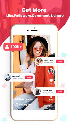 TikBooster -  fans like and follower for Tik tok apktram screenshots 2