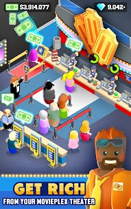 Box Office Tycoon Mod Apk (VIP Unlocked) 3