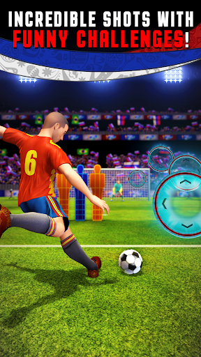 Soccer Games 2019 Multiplayer PvP Football  screenshots 4
