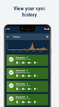 screenshot of FolderSync Pro