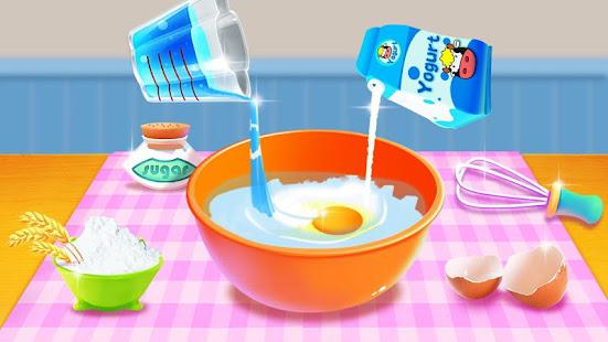 Sweet Cake Shop 2: Baking Game 3.6.5066 screenshots 2