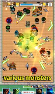 Merge Sword MOD (Unlimited Money) 3