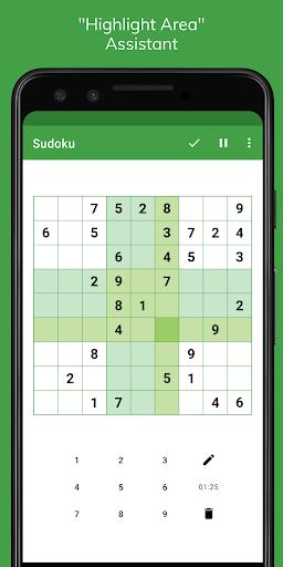 Sudoku - Free & Offline 2.4.0 Screenshots 4