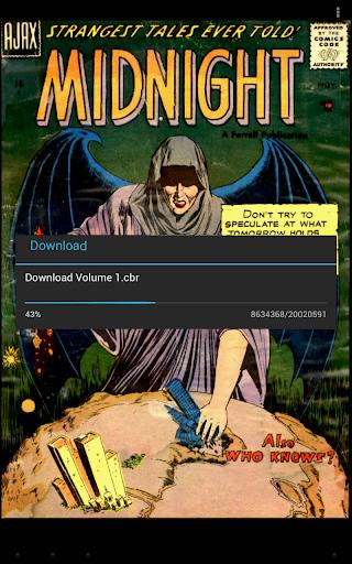 Challenger Comics Viewer 3.00.19.arm64-v8a Screenshots 13