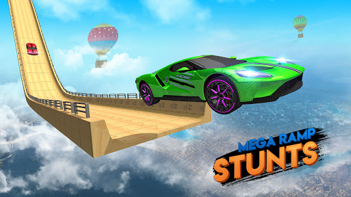 Mega Ramp Stunts u2013 New Car Racing Games 2021 screenshots 6