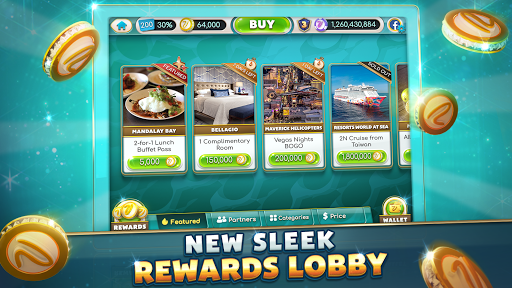 myVEGAS Slots screenshot 20
