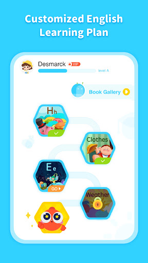 PalFish - Picture Books, Kids Learn English Easily apktram screenshots 4