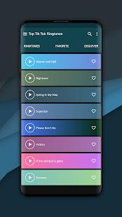 Top Ringtones from Tik music 1.3 Screenshots 4